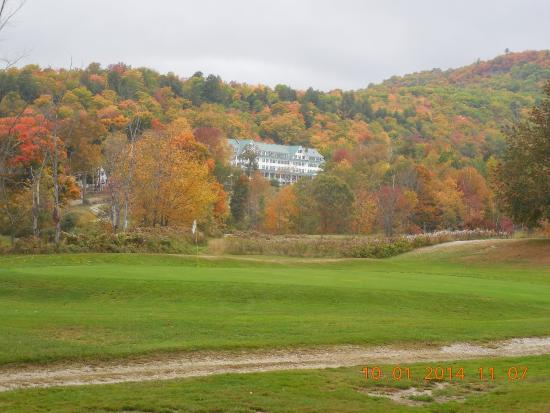 Eagle Mountain House & Golf Club: Landscape Views