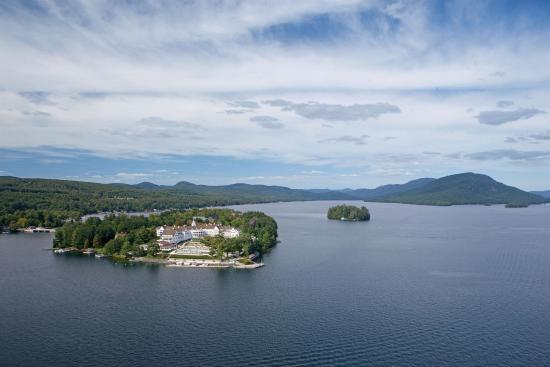 The Sagamore Resort: Aeriel