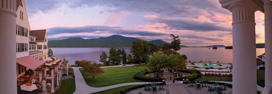 The Sagamore Resort : View of Lawn