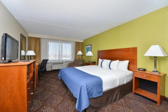Matteson, Ιλινόις: Executive King Rooms
