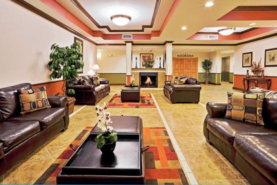 Lecanto, فلوريدا: Hotel Lobby