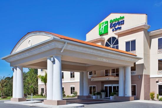 Lecanto, Floryda: Hotel Exterior