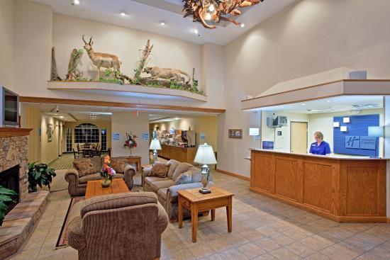 Mount Pleasant, PA: Hotel Lobby