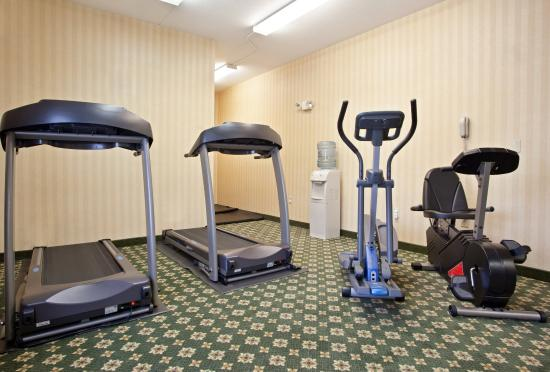 Mount Pleasant, PA: Fitness Center