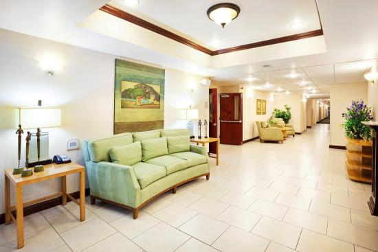 Bellevue, KY: Hotel Lobby