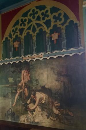 写真The Painted Church枚