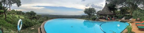 Lake Manyara Serena Lodge: Photographs taken at Manyara Serena