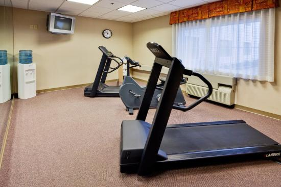 New Milford, Πενσυλβάνια: Fitness Center