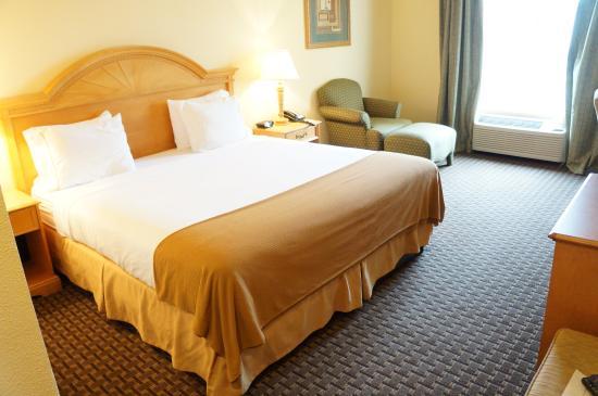 Holiday Inn Express Hotel & Suites Port Aransas / Beach Area: King Standard Guest Room