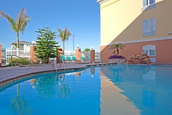 Holiday Inn Express Hotel & Suites Port Aransas / Beach Area: Saline Swimming Pool