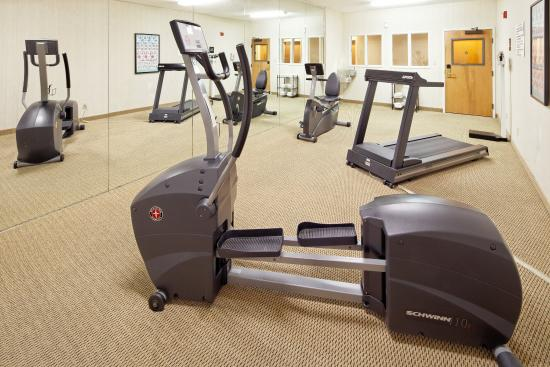 Lancaster, OH: Fitness Center