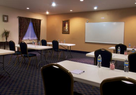 Country Inn & Suites by Carlson Houston Northwest: Country Inn & Suites Houston NW Meeting Room