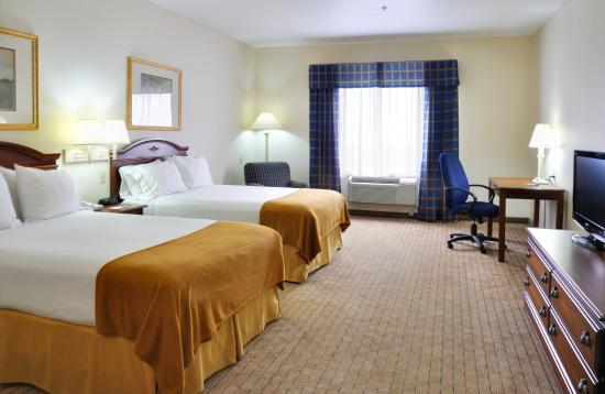 Holiday Inn Express Houston-NW (Highway 290 and FM 1960): Double Bed Guest Room