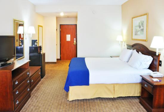Holiday Inn Express Houston-NW (Highway 290 and FM 1960): King Bed Guest Room