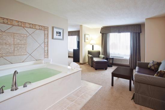 Kendallville, IN: Jacuzzi Suite