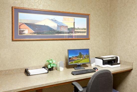 Lewiston, ID: Business Center
