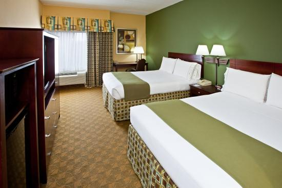 Morehead, KY: Double Bed Guest Room