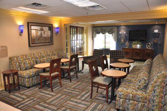 Morehead, KY: Hotel Lobby