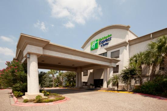 Mission, TX: Hotel Exterior