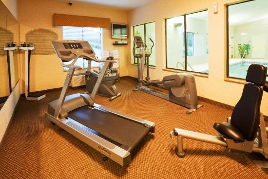 Muskogee, OK: We offer a variety of machines to ensure you have a great workout!