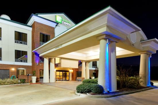 Crockett, Teksas: Hotel Exterior