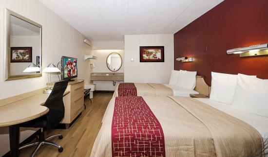 Red Roof Inn - El Paso East: Double 3