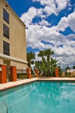 Holiday Inn Express Hotel & Suites Lake Placid: Swimming Pool