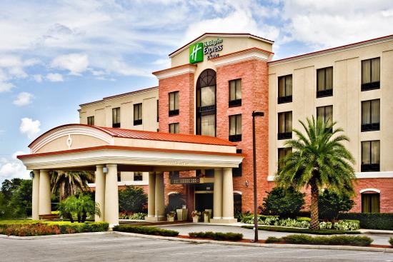 Lake Placid, FL: Hotel Exterior