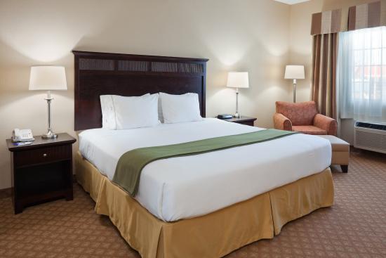 Flat Rock, North Carolina: King Bed Guest Room