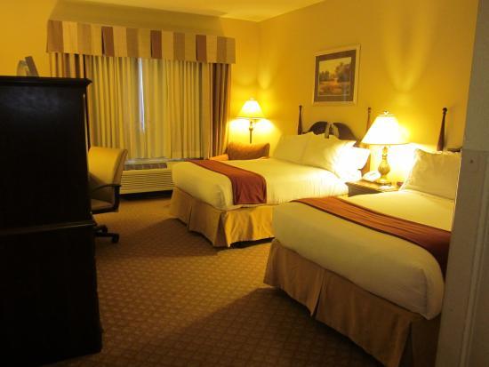 Flat Rock, North Carolina: Accessible Guest Room