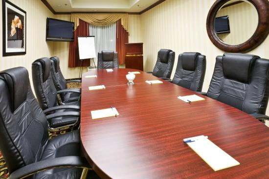 New Boston, Teksas: Boardroom w/ 42' Flat Panel HDTV