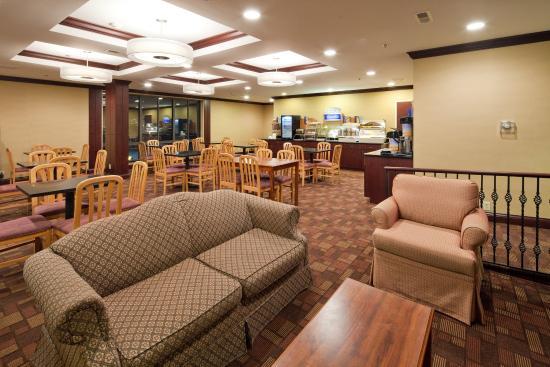 Lawrenceburg, Ιντιάνα: Breakfast Bar