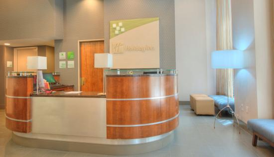 Holiday Inn NYC - Manhattan 6th Avenue - Chelsea: Our Newly Renovated lobby is ready to welcome you!
