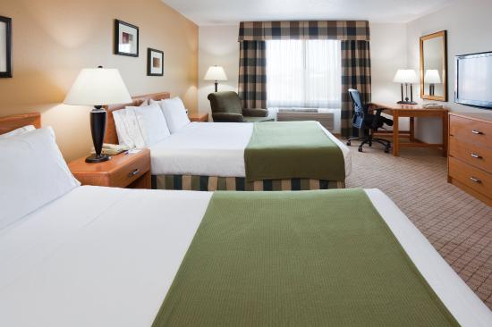 Hudson, Wisconsin: Guest Room