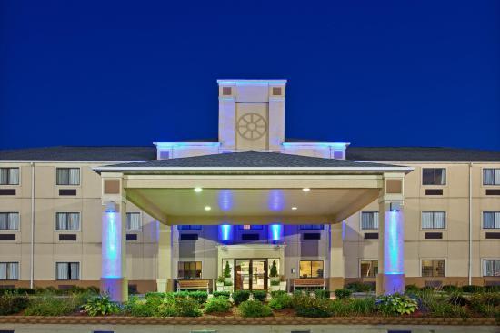 ลาปอร์ต, อินเดียน่า: Hotel Exterior