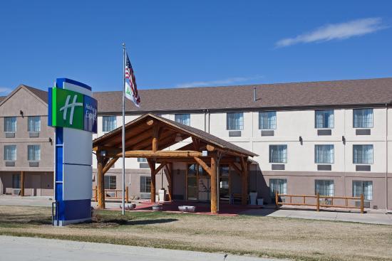 Ogallala, NE: Hotel Exterior