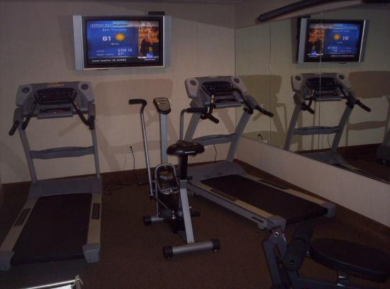 Holiday Inn Express Lincoln South: 24-Hour Fitness Center