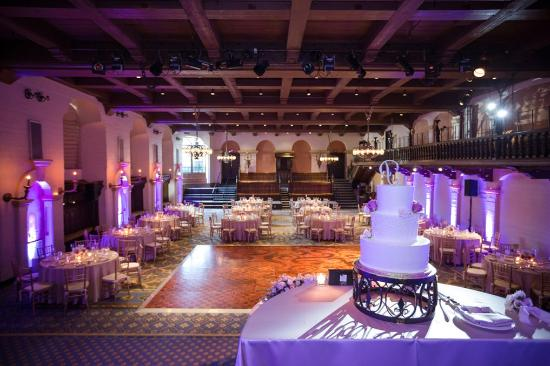 The Mission Inn Hotel and Spa: Wedding