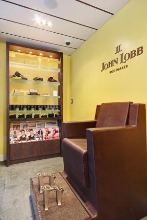 The Mark Shine by John Lobb