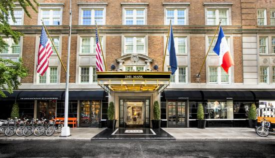 The Mark: Hotel Entrance Day