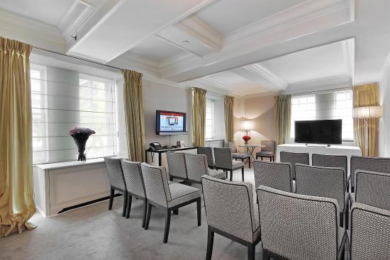 The Mark: Meeting Room Metropolitan Room