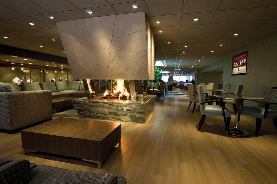 The Coeur d'Alene Resort: Lobby