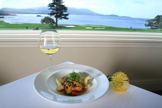 Casa Palmero at Pebble Beach: Cuisine