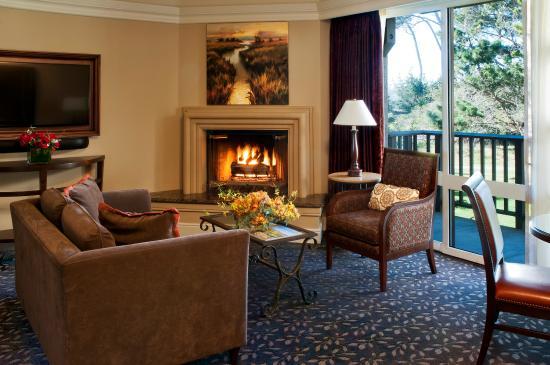 Pebble Beach, Kalifornien: Guest Room