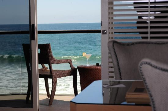 Surf & Sand Resort : Guest Room View