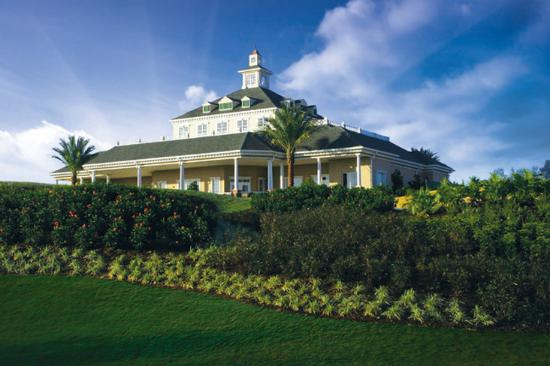 Reunion Resort of Orlando: Clubhouse