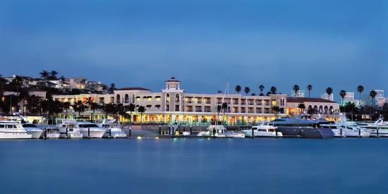 Balboa Bay Resort: View from the Bay