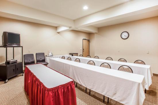 Quality Inn : Meeting room