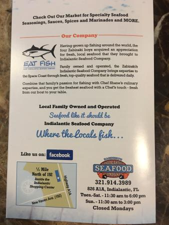 Looking for a real, FRESH, made to order crab cake? Stop in to Indialantic! Crazy amazing,  & de