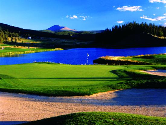 Keystone Lodge & Spa: Golf Course